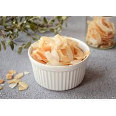 Кокосовые чипсы банка 300 гр