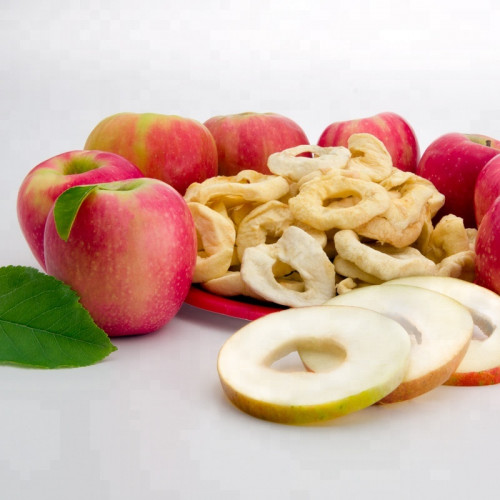 Яблоко кольцо вяленое 250 гр