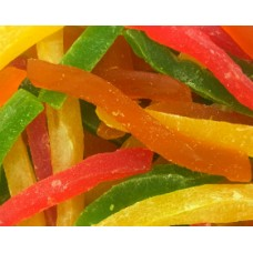 Ананас палочки цветные упаковка 5 кг